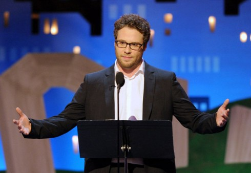 SETH ROGAN OPENING MONOLOGUE FOR INDEPENDANT SPIRIT AWARDS 2012