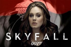 adele bond theme for skyfall